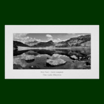 Blea Tarn, The Lake District Poster