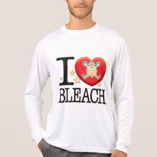 Bleach Love Man Tees