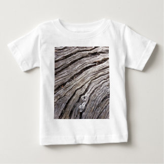 Bleached Australian hardwood of fallen gum tree Baby T-Shirt