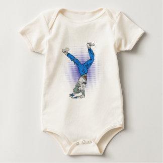 bleak dance Zombies Baby Bodysuit