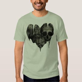 Bleak Heart Gothic Valentine T Shirt