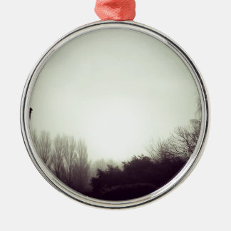 Bleak. Mid. Winter. Christmas Ornament