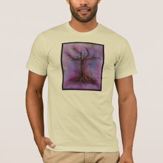 bleak purple tree T-Shirt