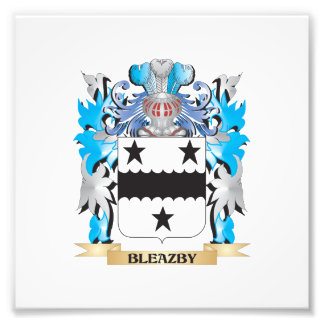 Bleazby Coat of Arms Photo