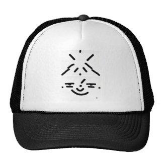 blébe mesh hats