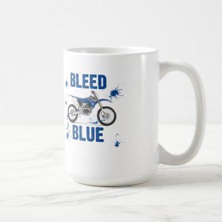 Bleed Blue 13 Coffee Mug