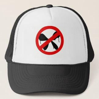 Bleeding Butterfly: Stop Trucker Hat