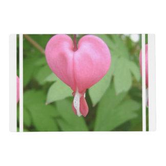 bleeding-heart-7 laminated placemat