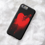 Bleeding Heart and Knife Barely There iPhone 6 Case
