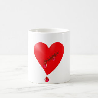 bleeding heart bleeding heart coffee mugs