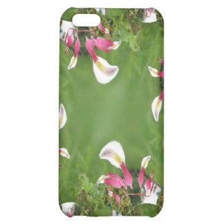 Bleeding Heart Flower Speck Case iPhone 5C Cases