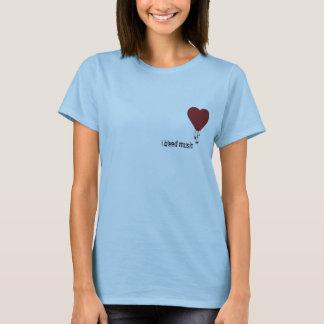 Bleeding Heart, i bleed music T-Shirt