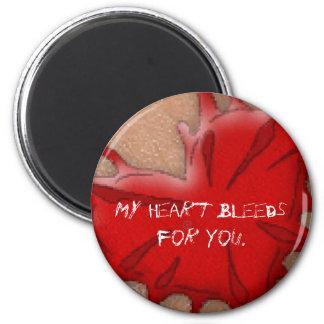 Bleeding Heart Magnets