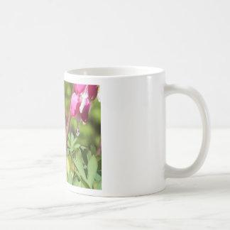 Bleeding Hearts Basic White Mug