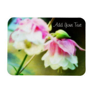 Bleeding Hearts by Shirley Taylor Rectangular Photo Magnet