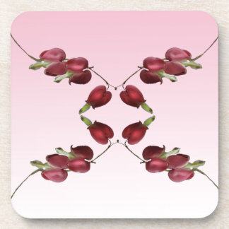 Bleeding Hearts Drink Coasters