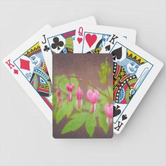 Bleeding Hearts Deck Of Cards