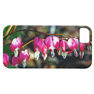 Bleeding Hearts Flowers iPhone 5 Cover