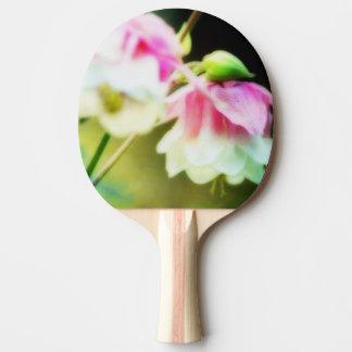 Bleeding Hearts Ping Pong Paddle