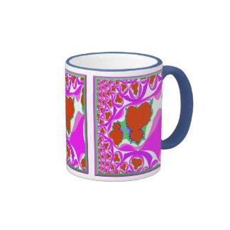 Bleeding Hearts Mug