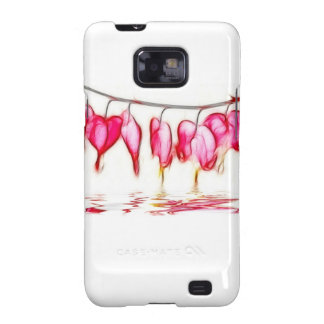 Bleeding Hearts Samsung Galaxy Case