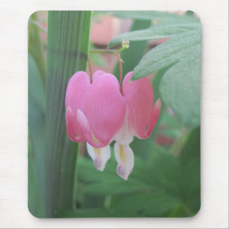Bleeding Hearts~ Two Hearts As One Mouse Pad