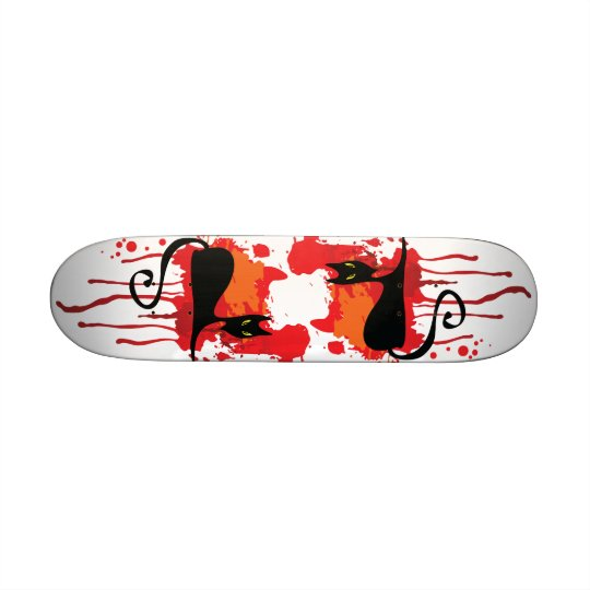 Bleeding Kitty Deck Skateboard Decks
