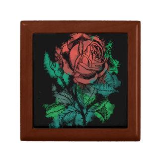 Bleeding Rose Gift Box