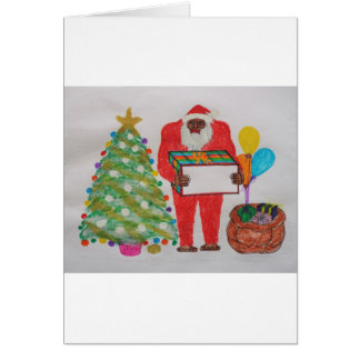 blemmyes father christmas card