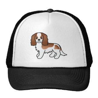 Blenheim Cavalier King Charles Spaniel Dog Cap