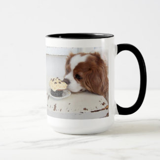 Blenheim Cavalier King Charles Spaniel Friday Mug