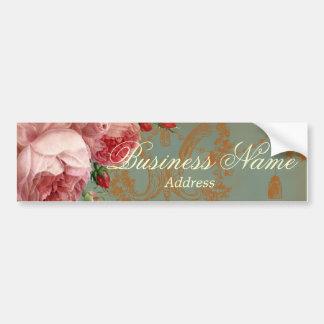 Blenheim Rose Bumper Sticker