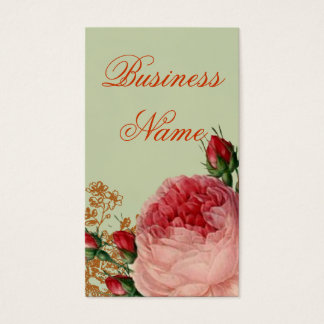 Blenheim Rose - Elegant Sage Green - Swing tag