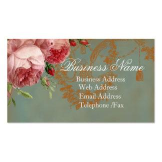 Blenheim Rose Pack Of Standard Business Cards