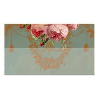 Blenheim Rose - Place Card Double-Sided Standard Business Cards (Pack Of 100)