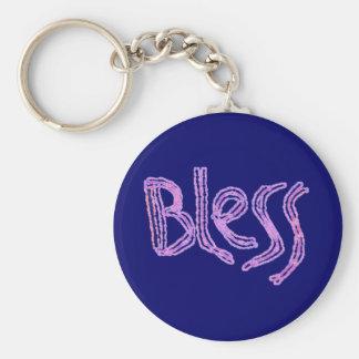 bless keychain