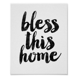 Bless This Home Poster