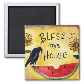 Bless This House  ~Magnet Magnet