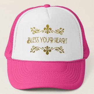 Bless Trucker Hat