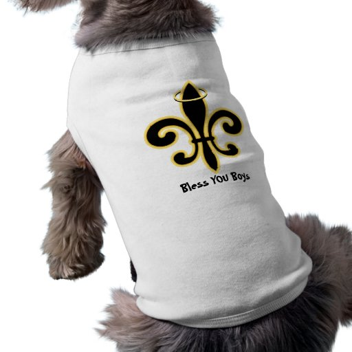 Bless You Boys Sleeveless Dog Shirt