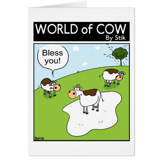 Bless You! Card