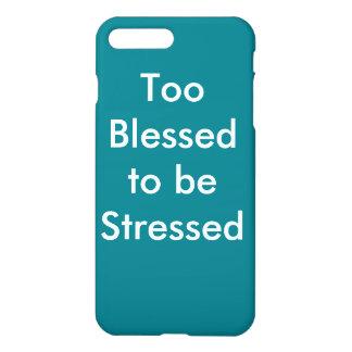 Blessed 2 iPhone 7 plus case