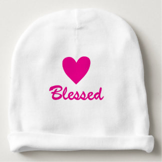 Blessed Baby Beanie FOR GIRL