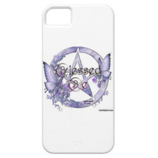 Blessed Be iphone case