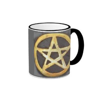 Blessed Be Ringer Mug
