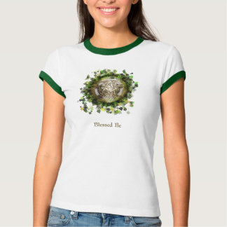 Blessed Be Pentacle Wreath T-Shirt