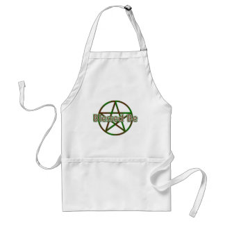 Blessed Be Standard Apron