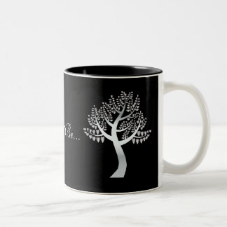 Blessed Be... Two-Tone Coffee Mug