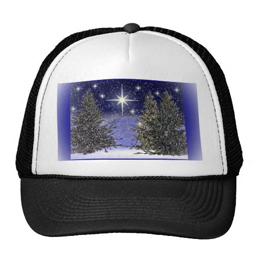 Blessed Holidays Greetings Hat