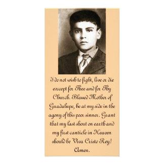 Blessed Jose Sanchez Prayer Cards